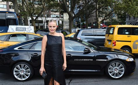malin akerman photos photos jaguar land rover manhattan
