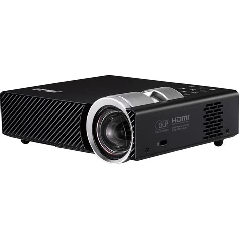 asus b1m wireless led projector