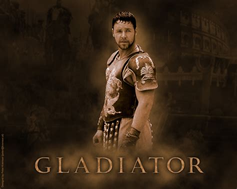 gladiator film name gladiator gladiator wallpaper 18800204 fanpop