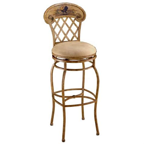 Rooster Bar Stools by Rooster Bar Stool By Hillsdale Family Leisure