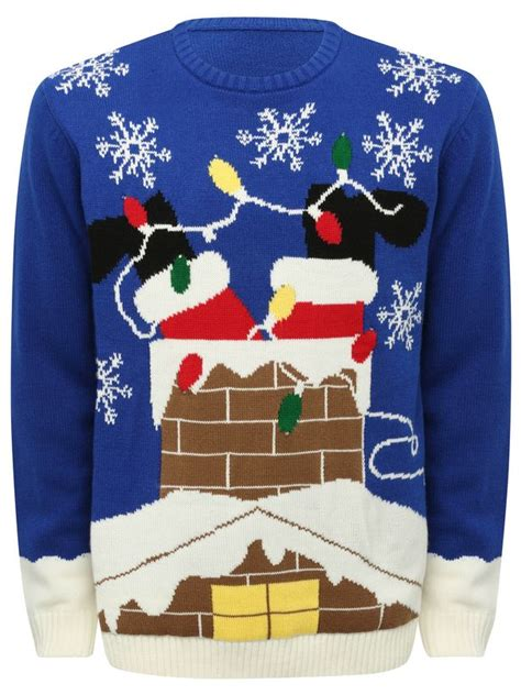 16 Christmas Jumpers For Men That Will Get You In The Jumper That Lights Up