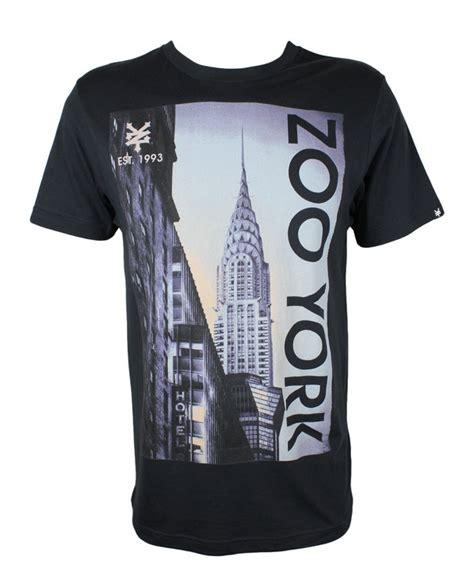 T Shirt Pria Zoo York zoo york tower 49 99 zooyork tshirt newyork