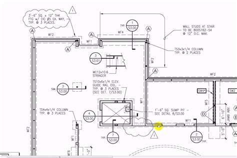 how to read plans reading structural drawings 1 youtube
