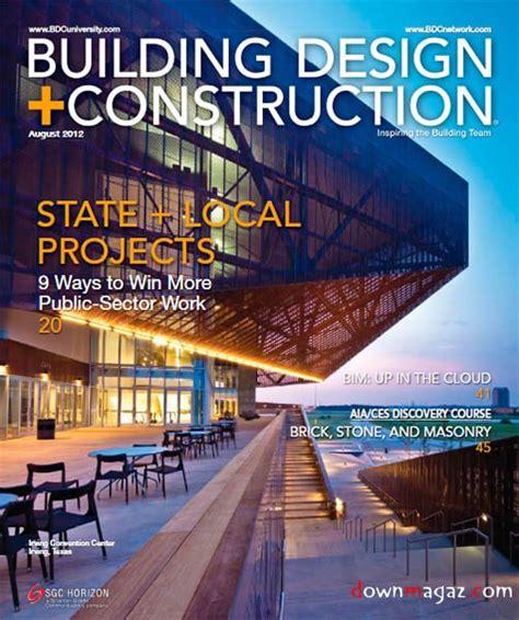 design build magazine building design construction august 2012 187 download