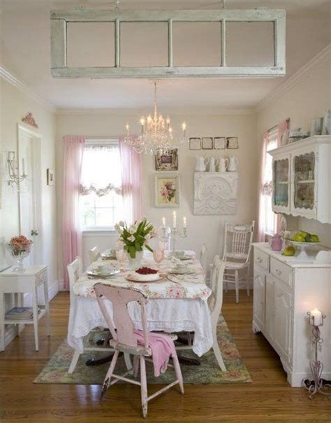 shabby chic dining room for the home pinterest