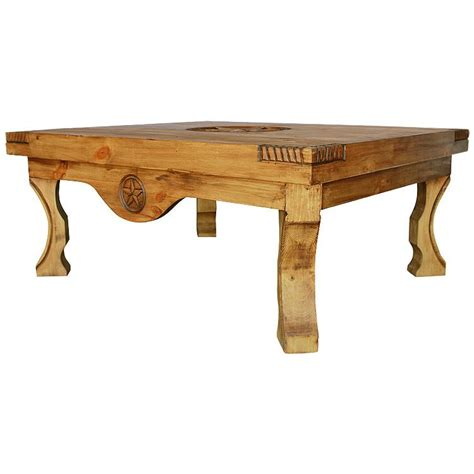 Rustic Pine Coffee Table Rustic Pine Collection Yugo Three Coffee Table Cen55