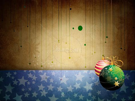 Christmas Decorations Powerpoint Template Christmas Powerpoints Templates Decorations