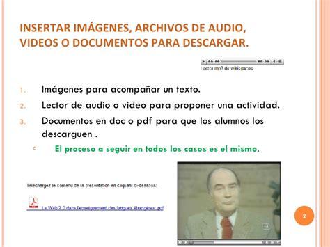 insertar imagenes a pdf insertar documentos que poseemos en nuestro ordenador