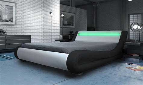 Buy Madrid Bed Frame Deals For Only 163 179 Instead Of 163 179 Led Bed Frame