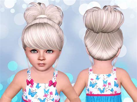 skysims hair toddler 209 i the sims 3 pinterest sims skysims hair 203