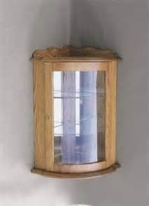 wall mounted corner cabinet corner wall curio cabinet foter