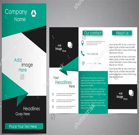 Best Brochure Templates by 100 Free Premium Brochure Design Psd Templates
