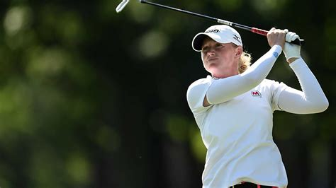 stacy lewis swing 2017 meijer lpga classic for simply give opening round