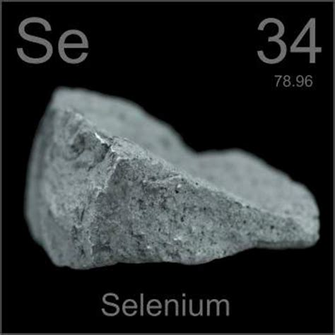 How Many Protons Are In Selenium 2011cccc9asci Chalcogens