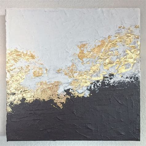 gold abstract painting 25 best ideas about gold leaf on abstract