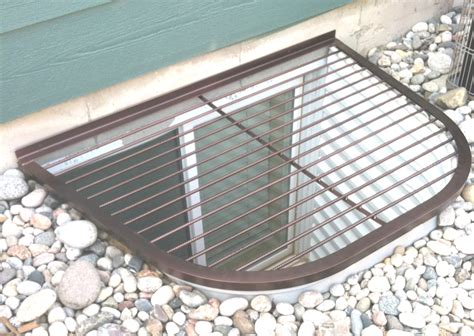 window well grate covers basement window well covers home page
