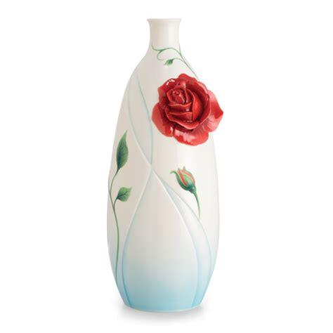 Franz Vase Collection by Franz Porcelain Collection Of The Large Vase