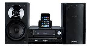 Audio Systems Sharp Presents Its New Hifi Stereo Sound System Sharp