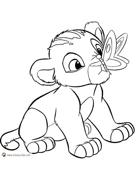 print out share this printable lion coloring pages online the lion king coloring pages disney coloring book