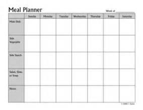 daily menu planner template diet plan template plus la vie pblv