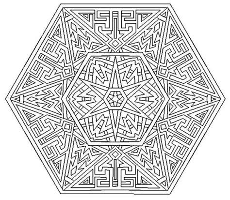 aztec coloring pages pdf aztec mandala coloring pages murderthestout