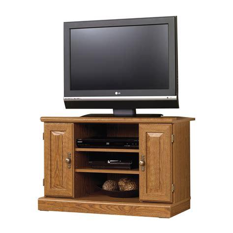 sauder 401486 orchard hills corner tv stand atg stores