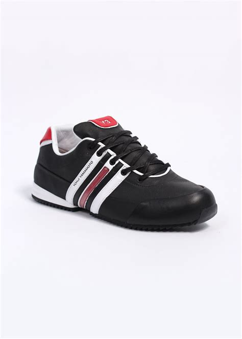 Adidas Y3 Yohji Yamamoto Premium 1 adidas y 3 sprint trainers black