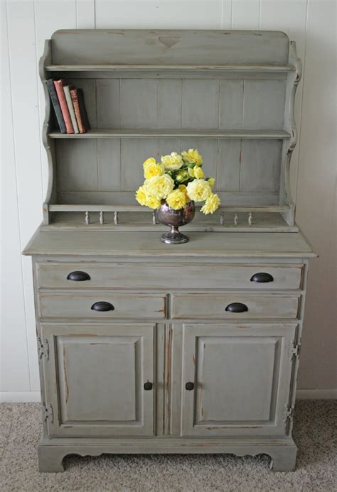 kitchen annie sloan chalk paint in french linen i did french linen antique recreation hutch in quot french linen quot