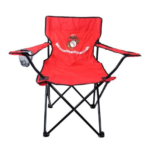 u s marine corps folding cing chair usmc 19 99