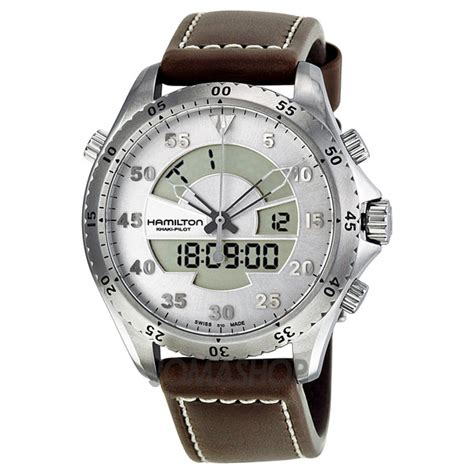 montre hamilton flight timer