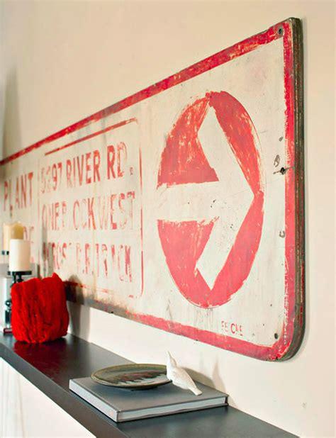 Vintage Wall Decor by 15 Creative Wall Diys