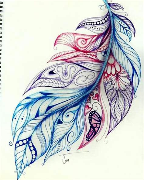 tattoo pictures drawings more feathers complete this one is a tattoo art by