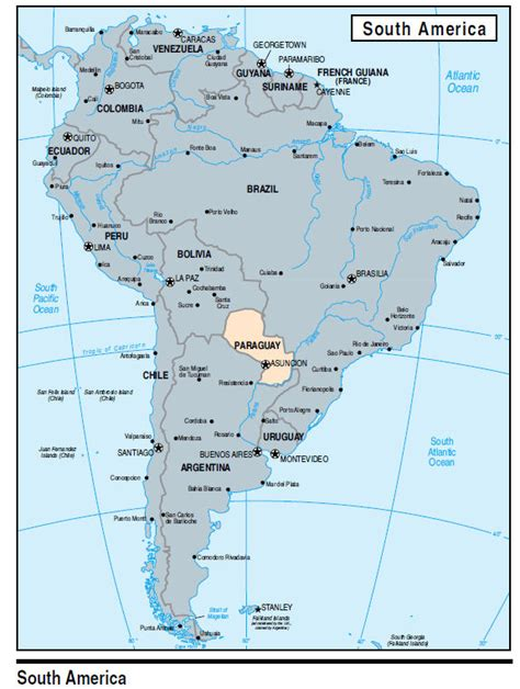 paraguay on the world map paraguay maps