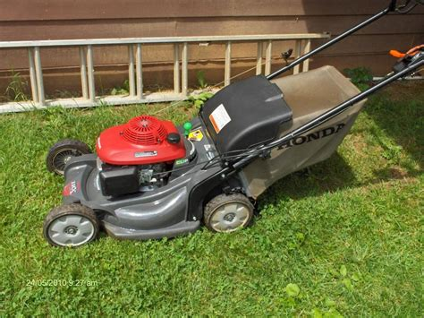 honda hrx  push mower  sale lawnsite