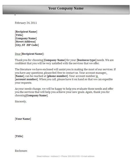 Business Letterhead Format Exle Mughals Microsoft Business Letter Template