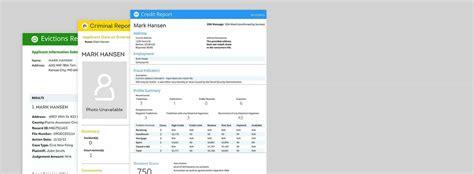 transunion background check tenant screening transunion smartmove tenant