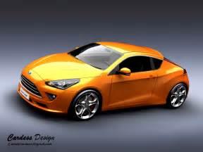 2013 ford focus 233 design study by david cardoso