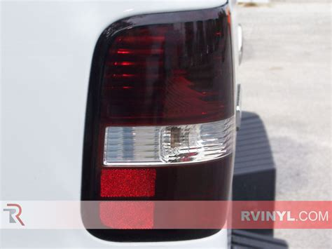 2008 f150 tail lights rtint 174 ford f 150 2004 2008 tail light tint film