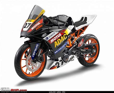 Ktm Rc 125 Price In Bangalore Ktm Rc390 Now Launched For Rs 2 05 Lakhs Team Bhp