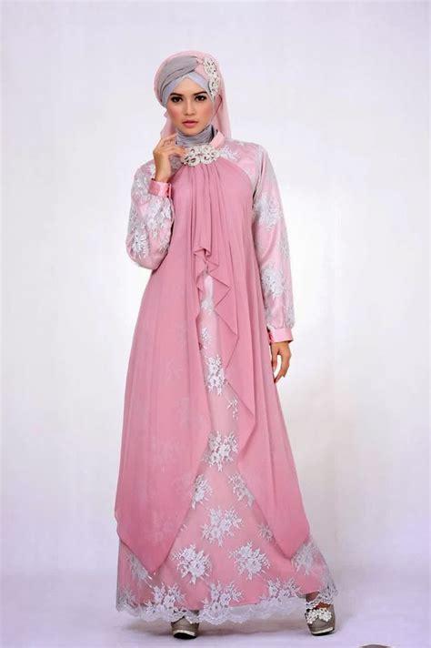 Dress Brukat Ak gambar model baju muslim brokat gamis contoh busana muslim brokat muslim and models