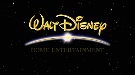 walt disney home entertainment classic intro logo 2006