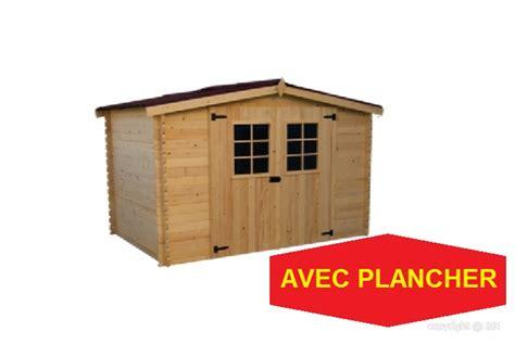 Plancher Bois Pas Cher 2233 by Abri De Jardin Avec Plancher