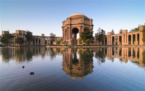 sans francisco castle palace of fine arts wikipedia