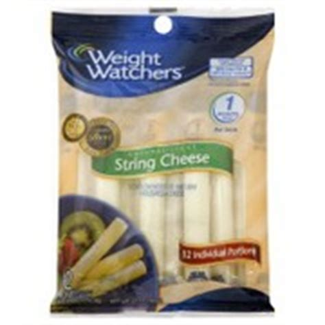 carbs in light string cheese weight watchers string cheese natural light low