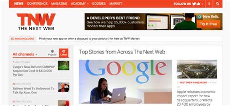 intern websites 50 best responsive website design exles of 2013