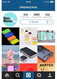 modificar layout iphone 4 apps para triunfar en instagram doctor manzana