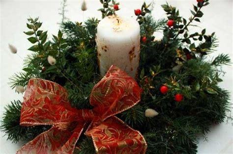 centrotavola natalizio 70 regali di natale fai da te