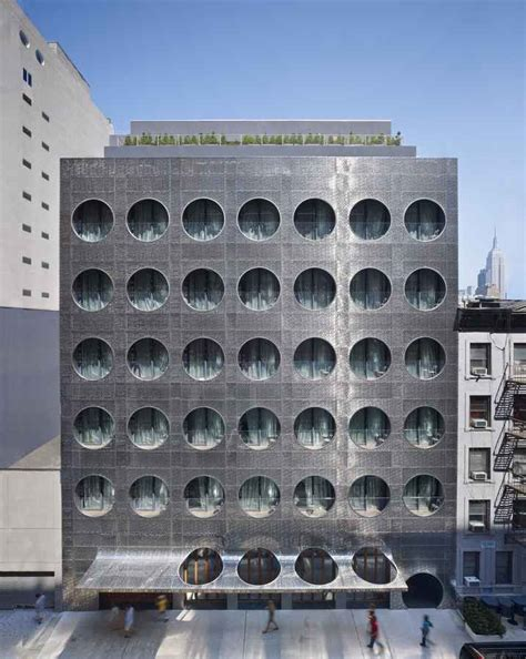 design dream new york hotel buildings images architecture e architect