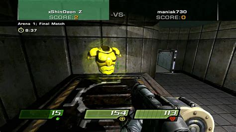 earthquake online quake 4 online multiplayer gameplay 1080p hd youtube