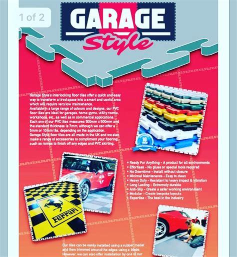 garage style   feedback flooring fitter  welham